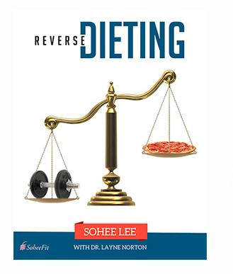 Reverse Dieting ebook